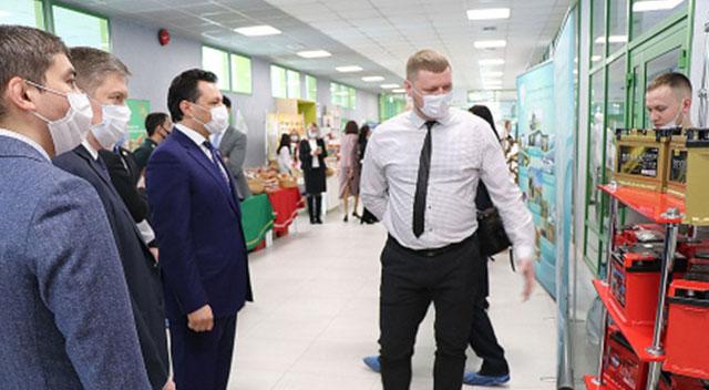 ЕАЗ принял участие в муниципальной выставке в г.Елабуга