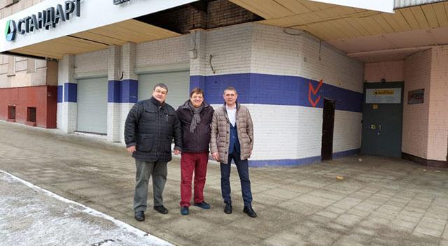 Руководители ТД «ЕАЗ» совершили деловую поездку в Рязань и Москву