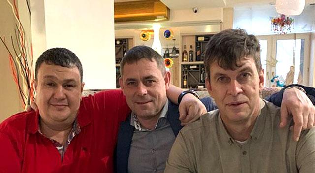 Встречаем в Челнах нашего краснодарского дилера Юрия Бондарёва