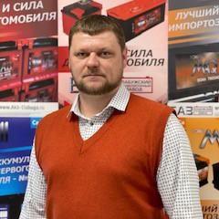 Буслаев Дмитрий Геннадьевич